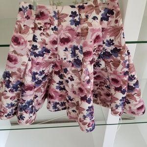 Lauren Conrad Scuba Skirt